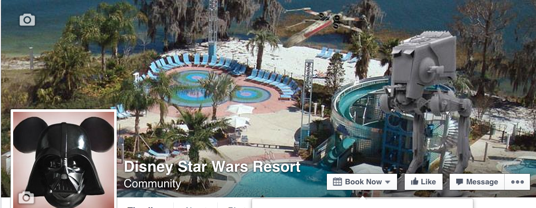 Disney Star Wars Resort