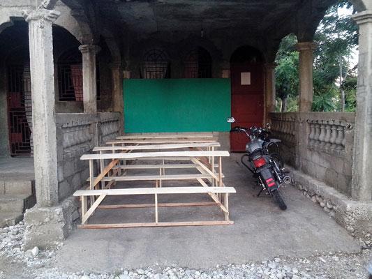 - Octavien seminary - Haiti Relief