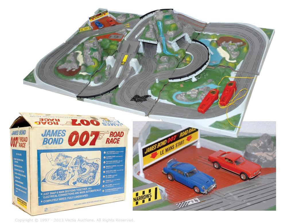 james bond 007 Road Race